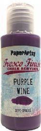 Paperartsy Fresco Finish Chalk Paint - Purple Wine {Tracy Scott}